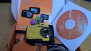 Rollei Sportsline 60 Digitalkamera gelb