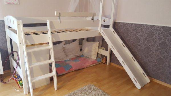 Etagenbett Rutsche Gebraucht : Hochbett mit rutsche kaufen gebraucht dhd24.com