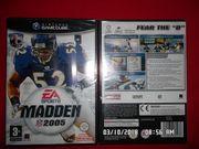 Madden NFL 2005 Nintendo GameCube