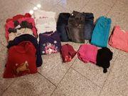 Tolles grosses Kleiderpaket 122-128 Mädchen