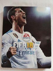 Verkaufe FIFA 18 Steelbook Edition