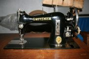 GRITZNER Original Nähmaschine versenkbar - inkl