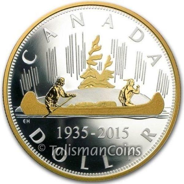 1 Kanada Dollar In Waldachtal Münzen Kaufen Und Verkaufen über