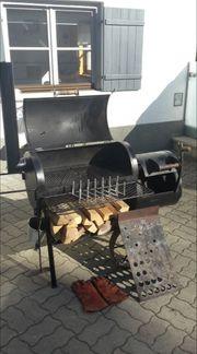 Joe s Barbecue Smoker Grill
