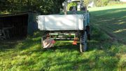 Traktoranhänger 2 Achser