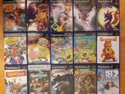 PlayStation 2-Spiele PS2