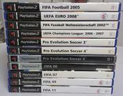Playstation 2 Fußballspiele