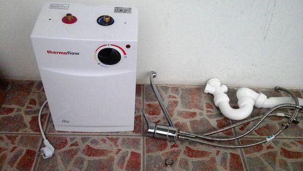 Untertischgerät Küche | Thermoflow Ut5 Warmwasserspeicher Untertischgerat Boiler Fur Kuche 5