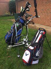 Schnäppchen für Golfer incl Elektrotrolley