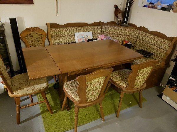 eckbank rustikal gebraucht kaufen nur 2 st bis 70 g nstiger. Black Bedroom Furniture Sets. Home Design Ideas
