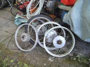 Motorrad - Räder