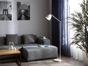Stehlampe weiss 165 cm CHANZA