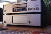 Sony cdp-r1 das-r1 top of