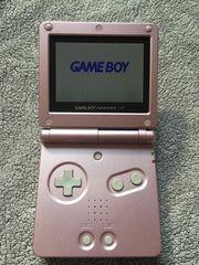 Nintendo GAMEBOY Advance SP mit