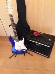 E Gitarre Set