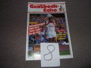 Geißbock-Echo - Das Fan-Magazin des 1