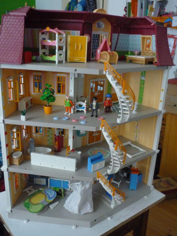 top playmobil haus spielzeug lego playmobil with playmobil haus