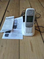 Gigaset A415 - Schnurloses Telefon weiß