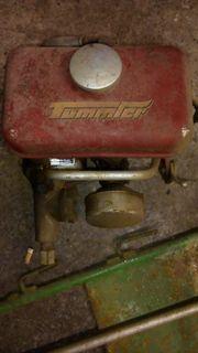 Bootsmotor Tümmler aus DDR 2