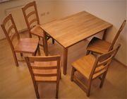 Tischruppe, möbelum, Tisch,