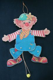 Trullala Hampelmann Clown