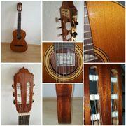 Guitarras de artesania
