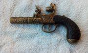 Dekopistole Steinschloßpistole Pistole