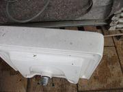Gebrauchtes Waschbecken mit Batterie Grohe
