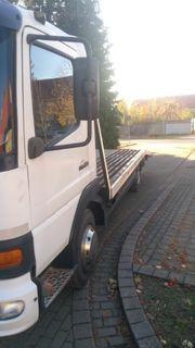 Mecedes ATEGO für Fahrzeugbeförderung