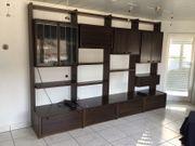 Schrankwand für Wohnzimmer (