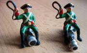 Zinnfiguren Zinnsoldaten Reiter