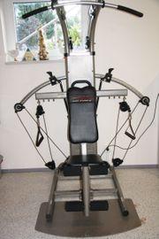 FINNLO Bio Force Kraftstation Fitnessgerät