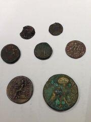 Antike Drachmen Sammlung