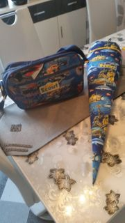 Scout Schultüte Sporttasche