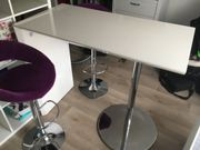 Bartheke + 2 Barstühle