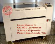 CO2 Laser 60W CNC Schneiden -
