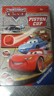 Cars Pistencup