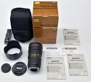 Nikon AF-S Zoom-Nikkor 24-70mm f2 8E