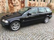 BMW E46 330xi Touring, AHK, 8-fach, technisch 1A gebraucht kaufen  Friedrichshafen Jettenhausen