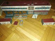 H0 Bahnhof