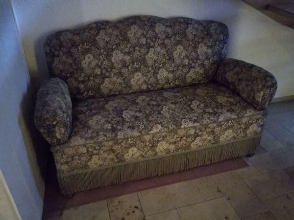 2 Sitzer Sofa In Gößweinstein Polster Sessel Couch Kaufen Und