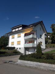 Mehrfamilienhaus Nähe Schweizer Grenze zu