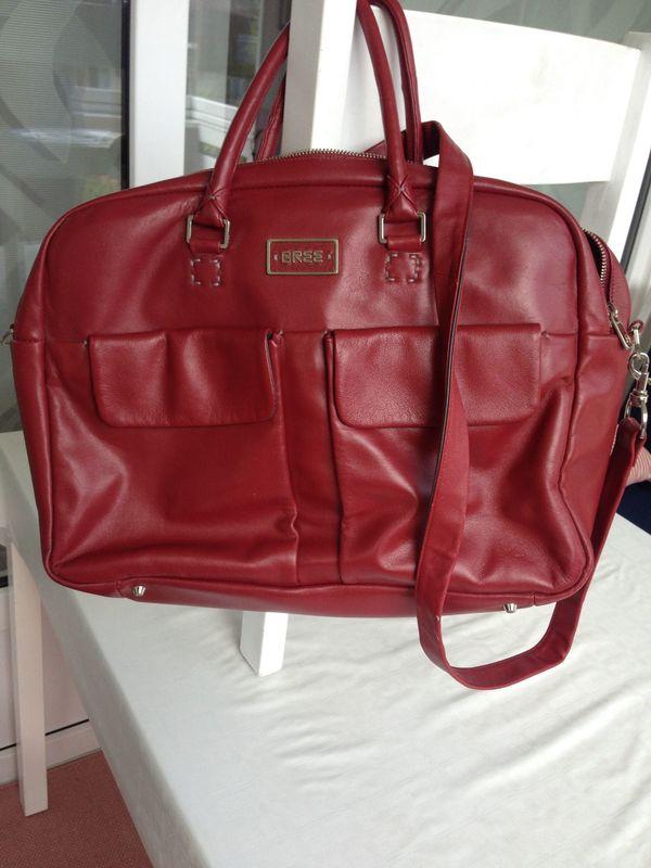 cfa85408d41ef Leder Tasche günstig gebraucht kaufen - Leder Tasche verkaufen ...