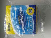 4 Packungen Luftentfeuchter