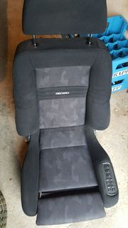 Recaro ergomed DS