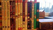 Riesenauswahl an Manga`