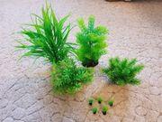 Kunstpflanzen für Aquarium