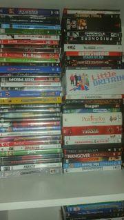Dvd Sammlung zu