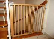 zwei Treppenschutzgitter - Geuther (