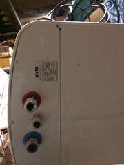 EHT 120l Boiler